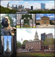 Philadelphia Montage by Jleon 0310-1-