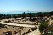 Tunisie Carthage Ruines 08-1-