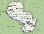 Paraguaymap
