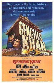 Genghis Khan (1965)