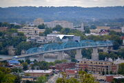Chattanooga, Tennessee Skyline-1-