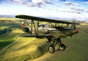 Avia B534 1