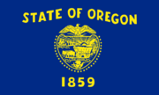 Flag of Oregon svg