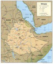 EthiopiaMap