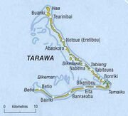 Tarawa map w-1-