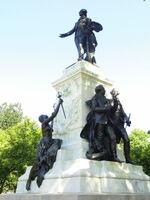 General Lafayette Statue (Washington, D.C.) - DSC01016-2-