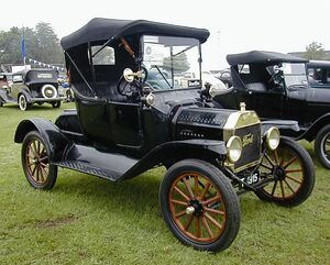 Ford 15 Model T