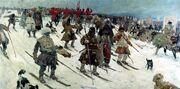 SkiingRussianTroops
