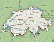 Switzerlandmap