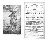 Robinson Crusoe 1719 1st edition-1-