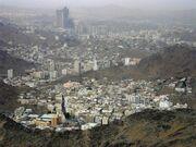Mecca from Jabal Nur-1-