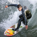 Surfer at the Cayucos Pier, Cayucos, CA-2-.jpg