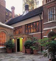 Barnard's Inn Hall (Gresham College)-1-