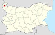 250px-Gramada Municipality Within Bulgaria-1-