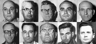 Mississippi KKK Conspiracy Murders June 21 1964 Parties To The Conspiracy-1-