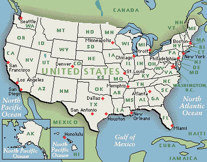 Image - Usa-map.jpg | Turtledove | FANDOM powered by Wikia