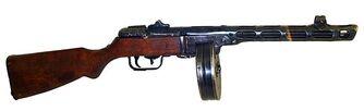 800px-Пистолет-пулемет системы Шпагина обр. 1941