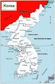 Korean-map-Korea-all