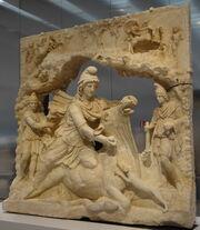 Mithra sacrifiant le Taureau-005-1-