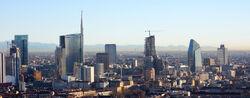 Milano skyline 02-1-
