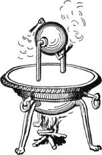 Aeolipile illustration