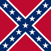 CSA battle flag