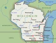 Wisconsinmap