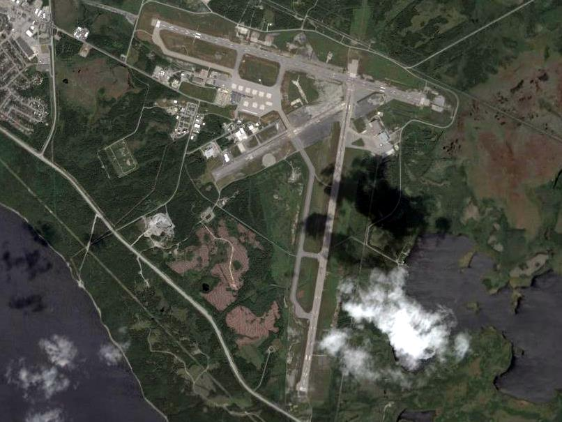 Image Gander International Airport Satellite Viewjpg - Latest satellite view