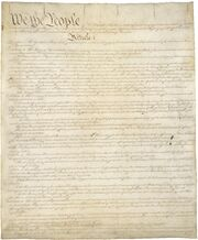 Constitution of the United States, page 1-1-