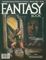 Fantasy Book March 1986