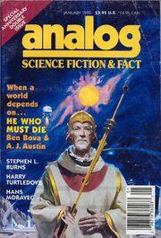 Analog Jan1992