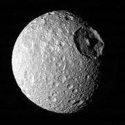 Mimas moon