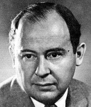 John von Neumann | Turtledove | Fandom