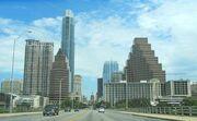 View of Austin From Congress Street Bridge-1-