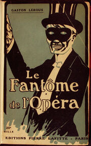 Phantom of the Opera Cover