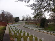 Arlington National Cemetery 2012-1-
