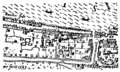 Bankside - the Bear Garden and the Rose Theatre - Norden's Map of London, 1593-1-.png