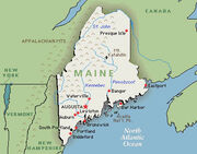 Mainemap