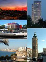 Tel Aviv Collage 3-1-