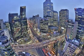800px-Gangnam, Seoul, Korea