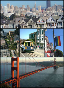 640px-San Francisco California Montage