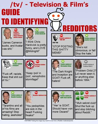Reddit Tv Wiki Fandom