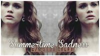 ►TVD & TW Females Summertime Sadness (c w seba roℓfi)