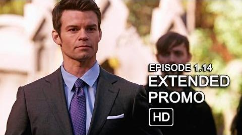 The Originals 1x14 Extended Promo - Long Way Back from Hell HD-0