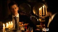 TO 2x03 Finn, Klaus, Elijah