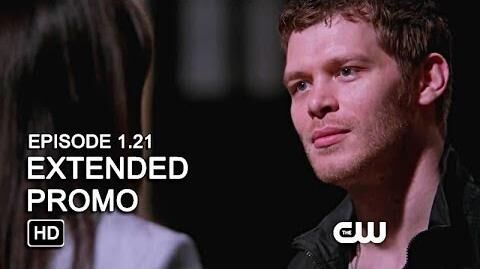 The Originals 1x21 Extended Promo - The Battle of New Orleans HD