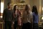 1x06 Mombie Dearest-Alaric-Jo Lizzie Josie