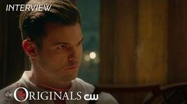 The Originals Season 5 - Daniel Gillies Interview The CW