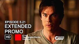 The Vampire Diaries 5x21 Extended Promo - Promised Land HD