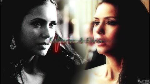 ►Katherine & Elena My Mirror